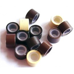 Náhradné micro ringy (krúžky) so silikónom 250ks