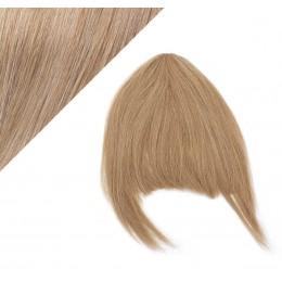 Clip in ofina - REMY 100% ľudské vlasy - SVETLO HNEDÁ