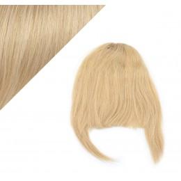 Clip in ofina - REMY 100% ľudské vlasy - PRÍRODNÁ BLOND