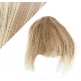 Clip in ofina - REMY 100% ľudské vlasy - SVETLÝ MELÍR